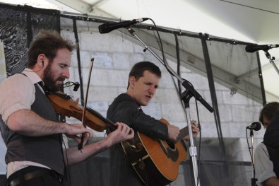Punch Brothers @ Newport Folk 2010