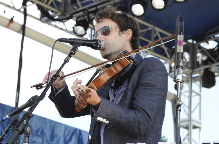Andrew Bird @ Newport Folk 2010