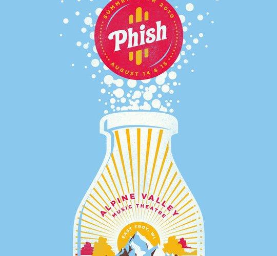 phish at alpine valley