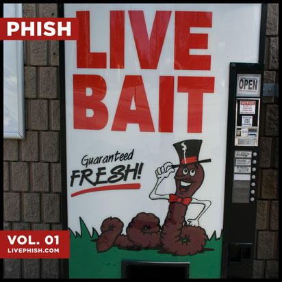 phish live bait vol 01