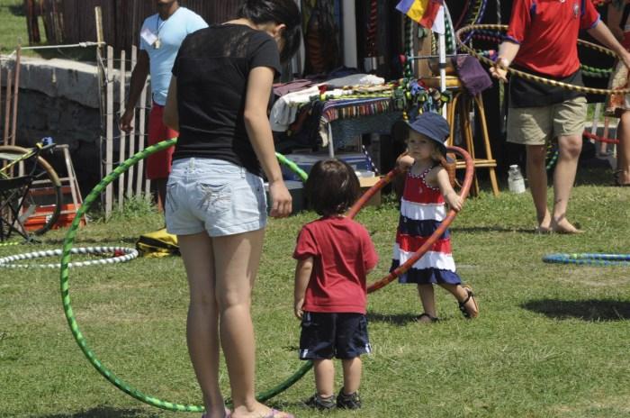 Kids @ Newport Folk 2010