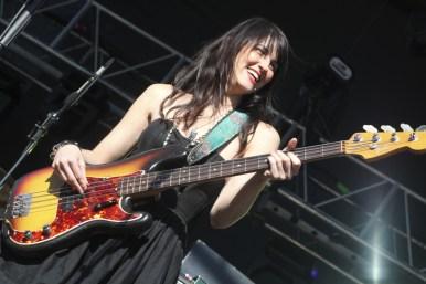 Grace Potter & the Nocturnals @ North Coast Music Fest 2010