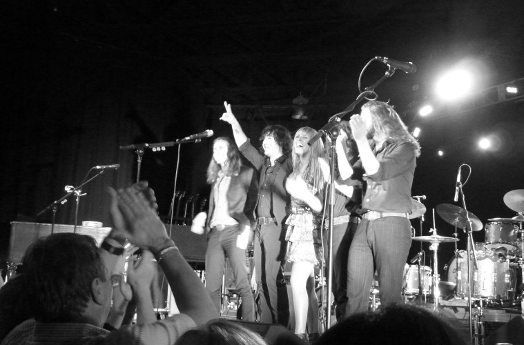 Grace Potter and the Nocturnals @ Minglewood Hall, Memphis, TN 9/18/10