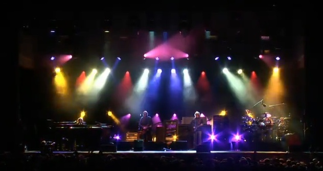 phish telluride video