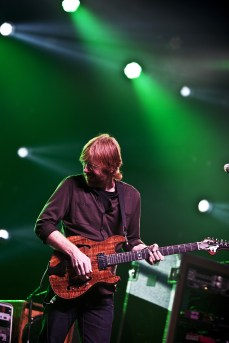 Phish @ Utica Memorial Auditorium, Utica, NY 10/20/10