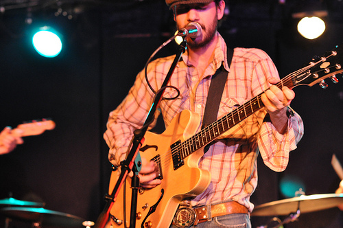 American Babies, Live @ Mercury Lounge, 4/29/2011
