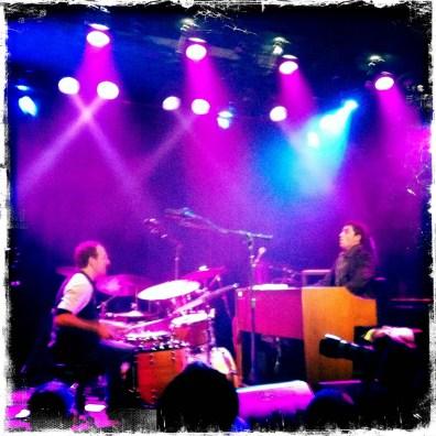 Amendola vs. Blades @ The Indy, SF 4/23/11