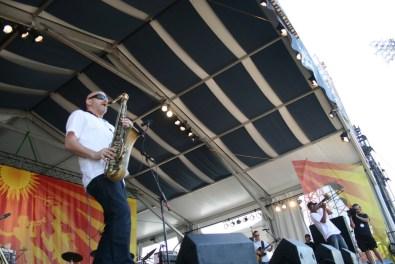 Galactic @ Jazz Fest 2011