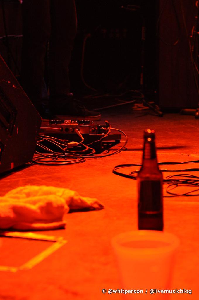 White Denim @ Bowery Ballroo, 6.25.11 2011-06-26 018