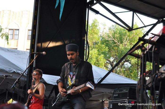 Twin Shadow @ Pitchfork Music Festival 2011