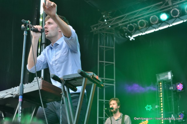 Cut Copy @ Pitchfork Music Festival 2011