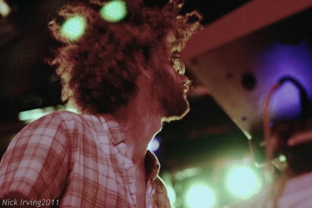 Diamond Doves @ Brooklyn Bowl, 8/19/11 (early show)