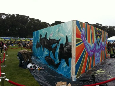 Art @ Outside Lands 2011