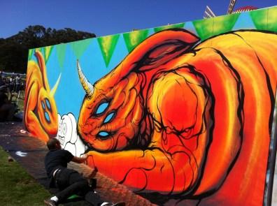 Art @ Outside Lands 2011