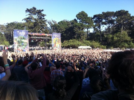 Major Lazer @ Outside Lands 2011