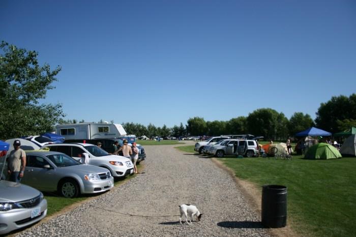 Wild Horse Campground (Phish Gorge 2011)