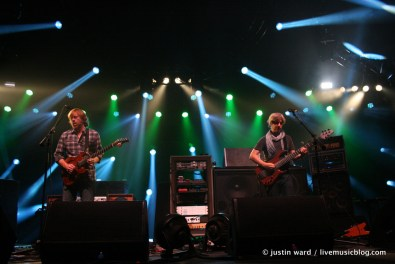 Phish @ UIC Pavilion, Chicago 8/15/11