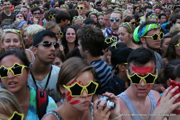 Lollapalooza Day 2 Crowd-12