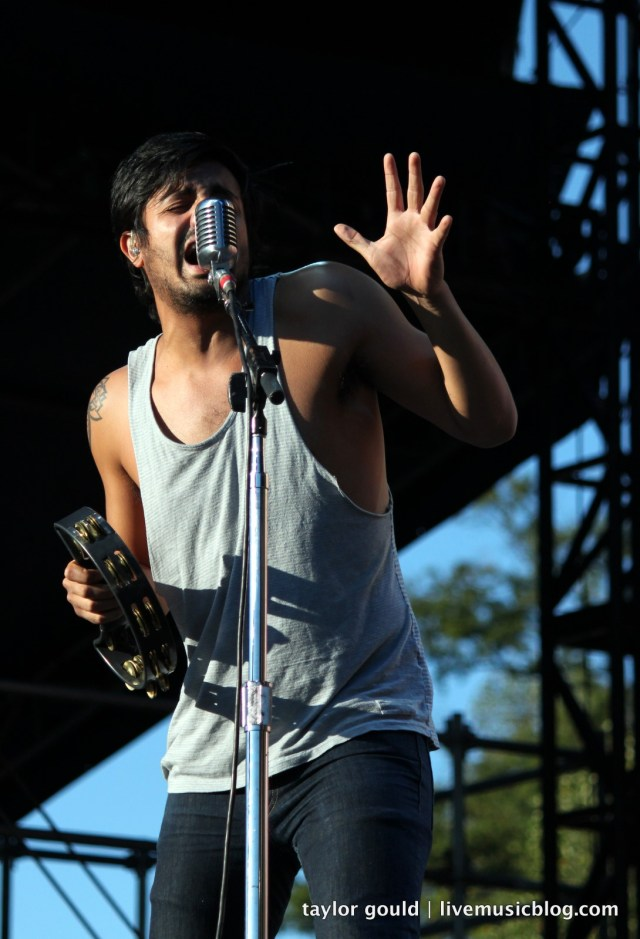 Young the Giant @ Music Midtown, Atlanta 9/24/11