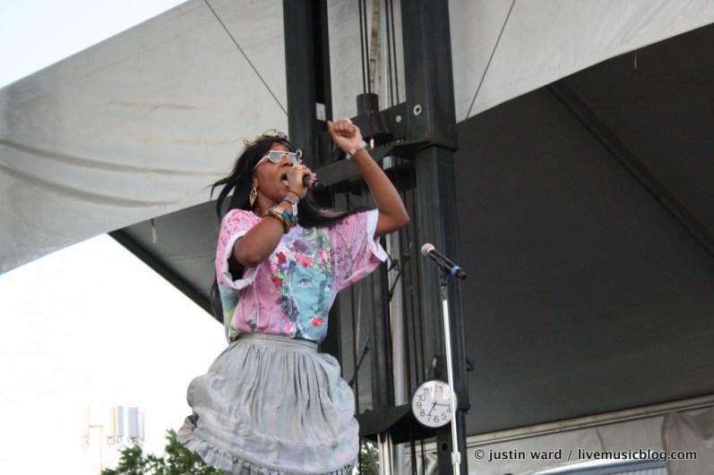 Santigold @ ACL Fest 2011