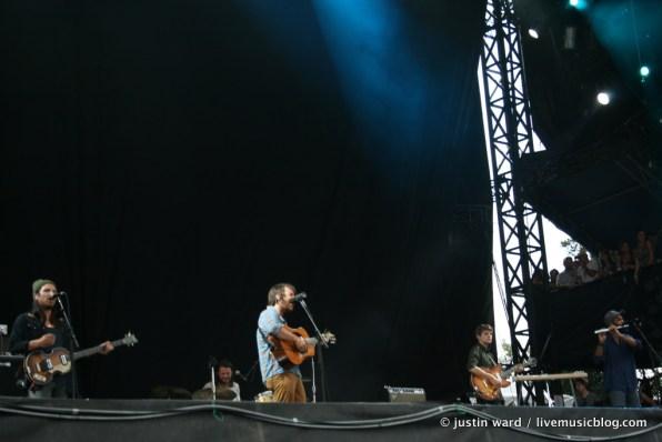 Fleet Foxes @ ACL Fest 2011