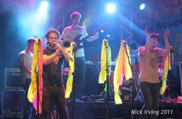 Rubblebucket @ moe.down 2011