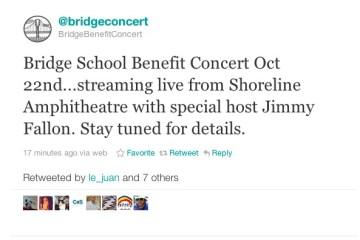 bridge school hosted by jimmy fallon