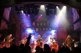 railroad earth house of blues nola