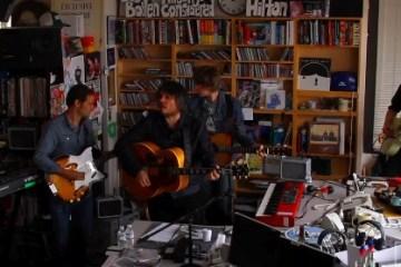 wilco tiny desk concert