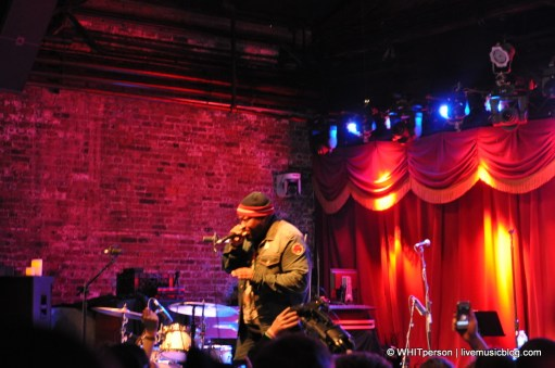 Soulive @ Brooklyn Bowl, 3.1.12 (1)