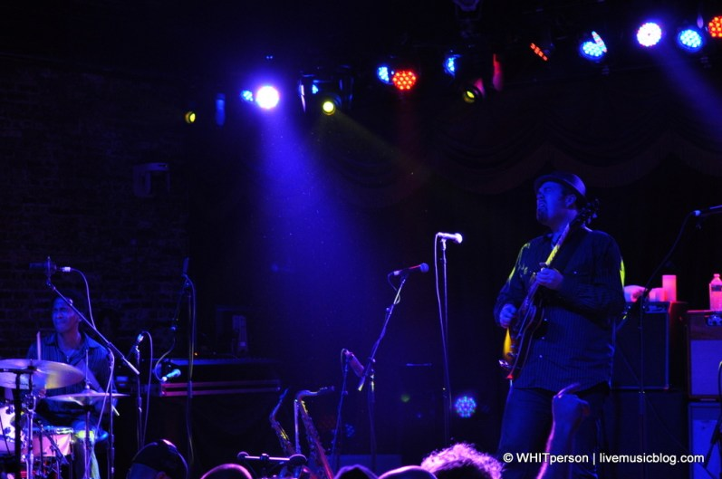Soulive @ Brooklyn Bowl, 3.1.12 (11)