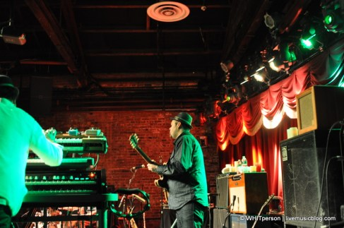 Soulive @ Brooklyn Bowl, 3.1.12 (4)