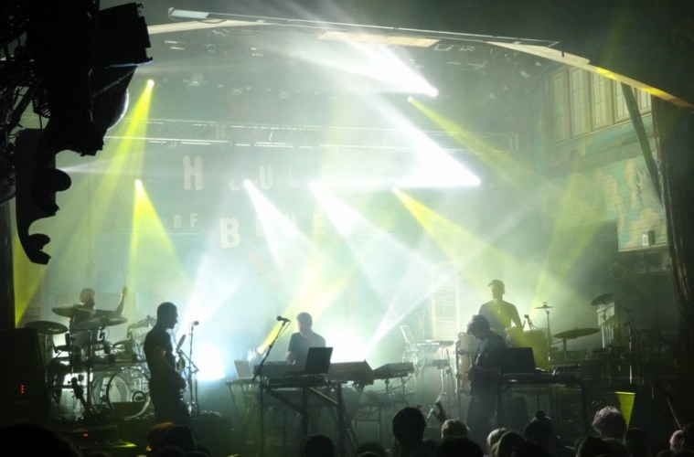 sts9 at house of blues nola