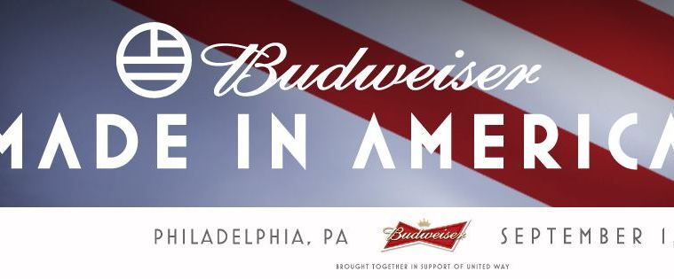 budweiser made in america fest