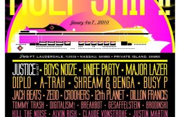 holy ship 2013 lineup