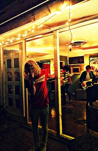 The Orwells in Los Angeles, CA - 6/16/12 || Photo © Wesley Hodges