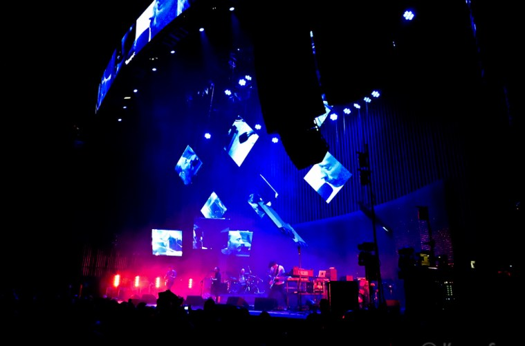 Radiohead @ Susquehanna Bank Center