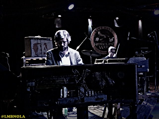 Robert Walter and Stanton Moore @ The Howlin' Wolf New Orleans - 5/2/2012 || Photo by Wesley Hodges