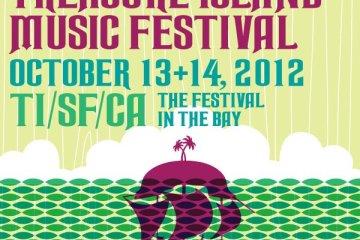 treasure island music festival 2012
