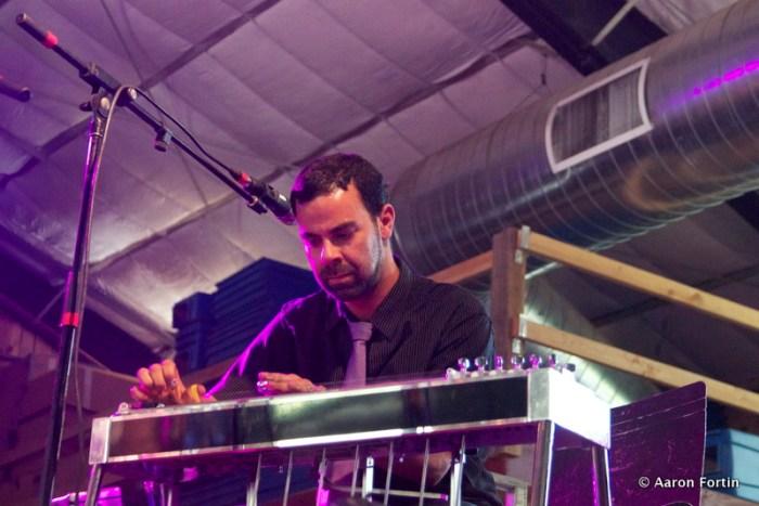 Lebo at Levon Helm Playshop, HSMF 2012