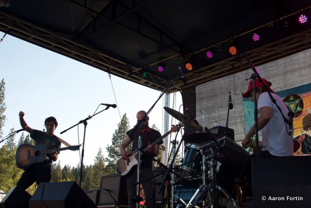 The Slip  @ Big Meadow Stage, High Sierra 2012