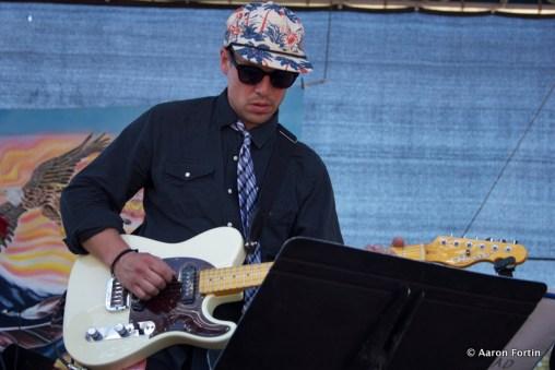 The Motet : Funk is Dead / Big Meadow / HSMF 2012