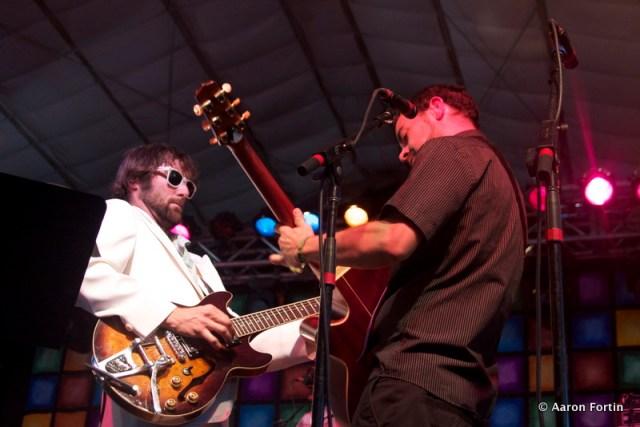 Guitarmeggedon Playshop, HSMF 2012