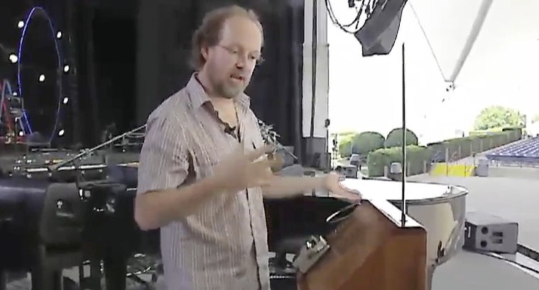 page theremin