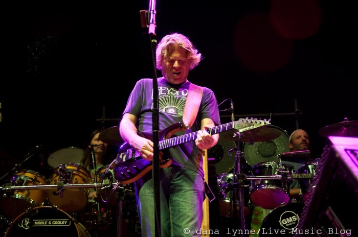 Dark Star Orchestra @ Gathering of the Vibes 2012