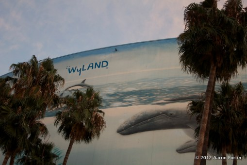 Long Beach Arena Wyland