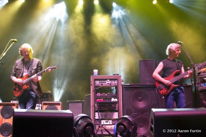 Trey & Mike Phish 8/15/12