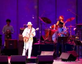 Hollywood Bowl 8/29/12 Celebrating Peace, Carlos Santana