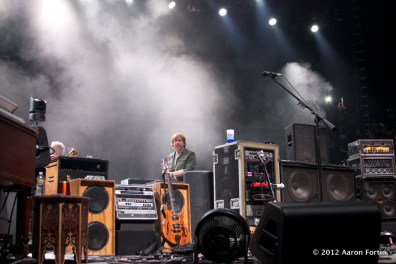 Trey Anastasio Walking Out 8/15/12