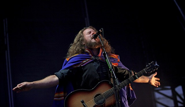 My Morning Jacket @ Brooklyn's Williamsburg Park - 8/19/12 || Photo © Kevin Fuller